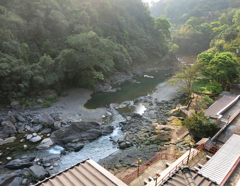 Wulai River